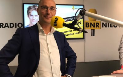 BNR Zakendoen Interview Jos van Leeuwen