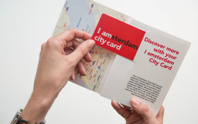 Amsterdam City Card to every corner of the world within 48 hours